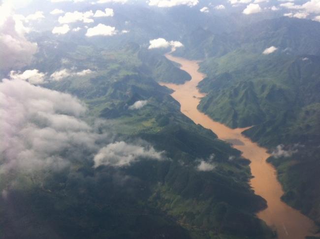 ベトナム北部 山岳地帯