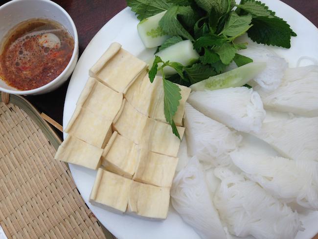 Nha Hang Ngon とうふ