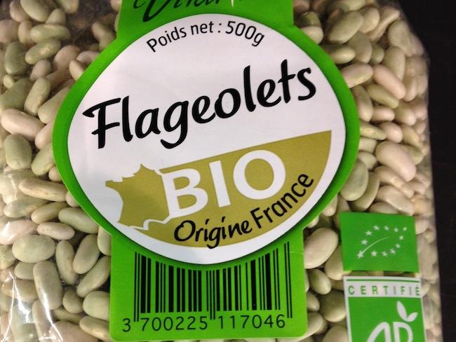 フランス フラジョレ豆