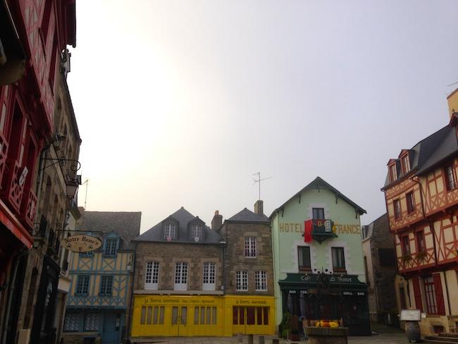 フランス ブルターニュ ジョスラン