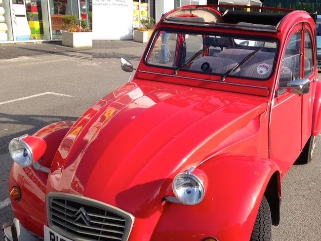 フランス Citroën 2CV
