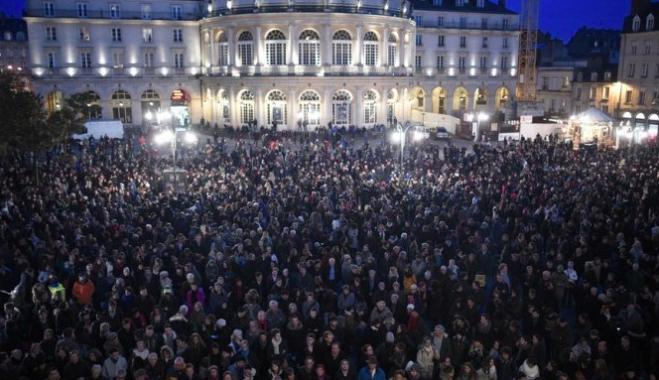 フランス パリ銃撃事件