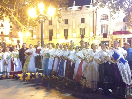 valencia-day-folk-dance