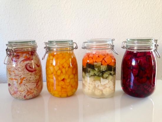 海外で簡単手作り野菜発酵食品!乳酸菌の健康、ダイエット、美肌効果