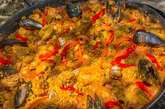 paella-mixed