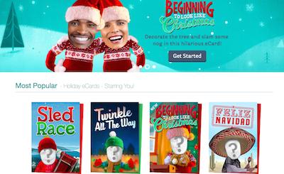 海外へのクリスマスカードはウェブ&Eメールで!おすすめ英語サイト5選