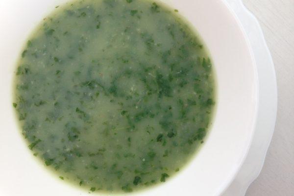 【地中海式ダイエット】栄養満点ケールレシピ!ポルトガル料理カルドベルデの意味