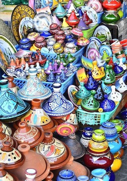 【地中海式ダイエット】タジン鍋で作るモロッコ料理は何でもアリ