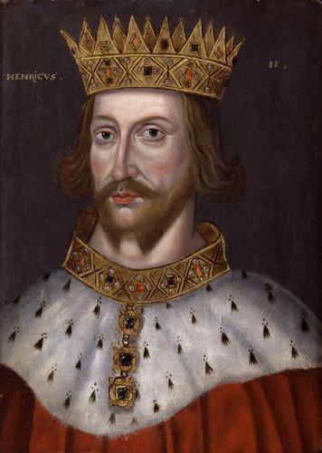 フランスアンジュー伯アンリはイングランド王ヘンリー!エンリケも同名