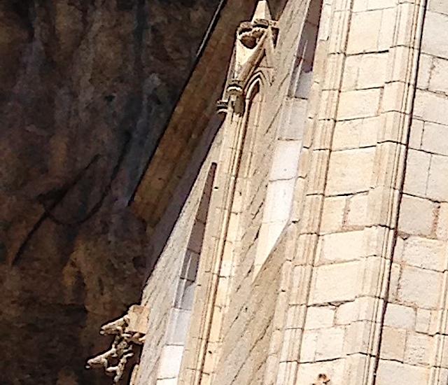 ロカマドゥール【不滅の聖剣デュランダル対バズーカ】を見た!フランス世界遺産