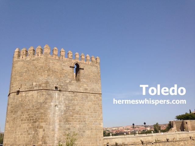城塞都市トレド、中世の門と橋と西ゴート王国の城壁を巡る|スペイン世界遺産観光