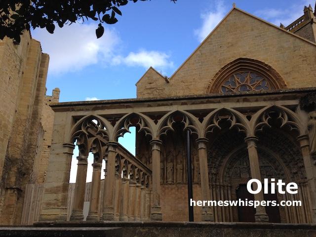 古のスペイン、ナバーラ王国のオリテ!ローマ帝国時代からある中世の美しき街
