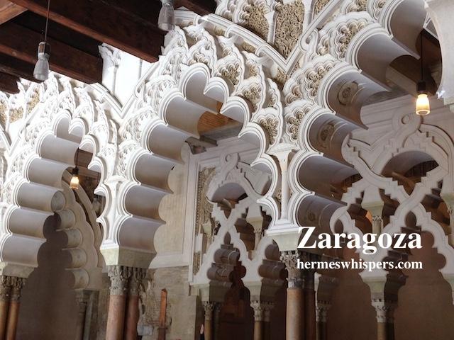 美しきアルハフェリア宮殿!その意味は?サラゴサ@スペイン世界遺産